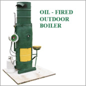 Oil Fired Outdoor Boiler Plans