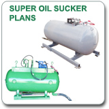 Super Oil Sucker Plans - Oil Collection Device