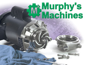Murphy's Machines Pumps